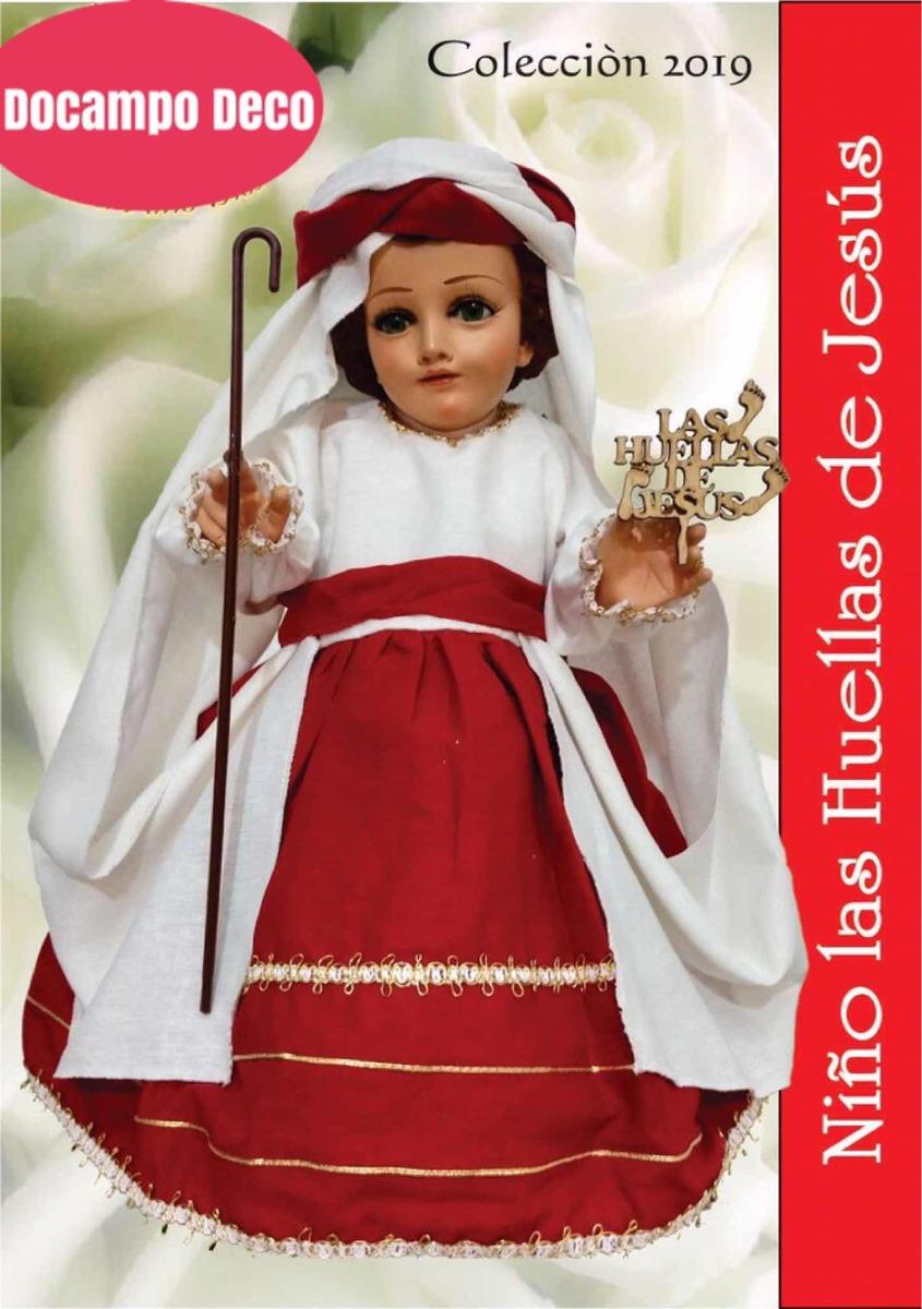 Traje Vestido Niño Dios