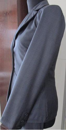 trajecito mujer saco y pantalón