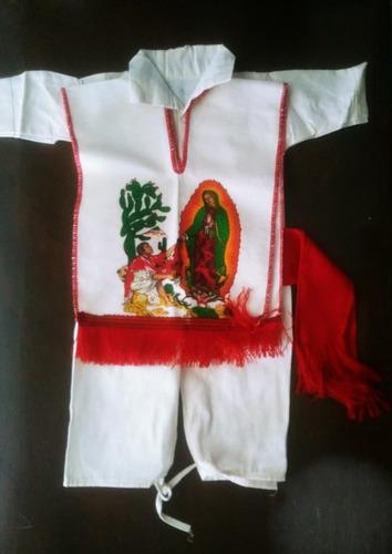 trajes 12 de diciembre, guadalupanos, inditas, juan diego