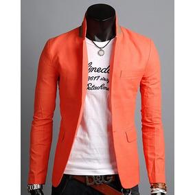 2f8e3b399b007 Sacos Juveniles Hombre Estilo Blazer Slim Fit Corte Pegado
