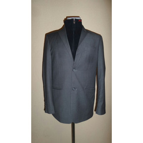 1cb441db3928e Exclusivo Traje Perry Ellis Talla 38r De Saco Color Gris - Trajes en ...