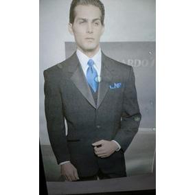 afb4c3a0b2b51 Trajes De Etiqueta Negra Para Hombres - Trajes de Hombre en Mercado ...