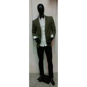 a2838ee8166fb Traje Slim Fit 36 C - Trajes para Hombre en Mercado Libre México