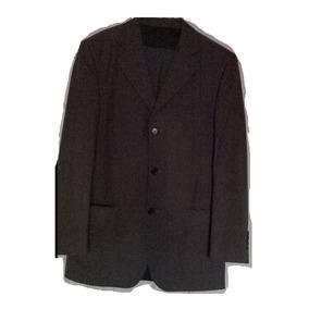 31e30c348d23c Traje Hombre Bernini Saco 36 R Pantalón 31 R Verde Oscuro