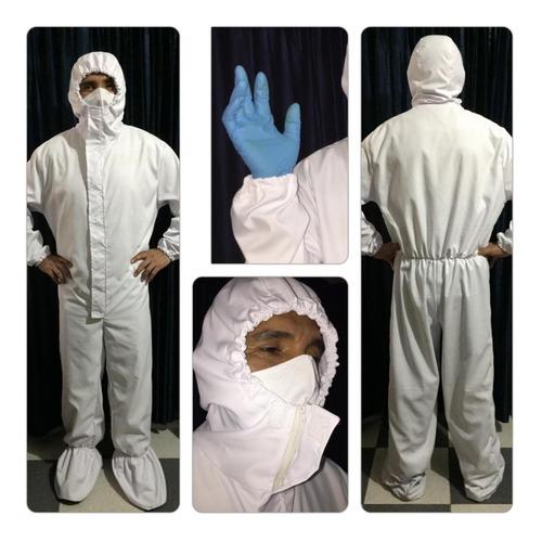 trajes antifluido