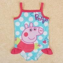 Trajes De Baño Peppa Pig