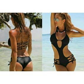 e0f64d4b24d Cholas Para La Playa O Piscina - Trajes de Baño Mujer en Mercado ...