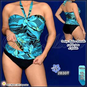f8118c26599d Maya Tankini Para Gorditas Bikinis Mujer Trajes Bano - Ropa y ...