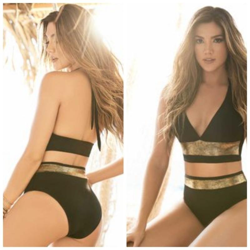 bd6f30df740 Trajes De Baño Moda 2019 Sexys Trajes De Baños Moda 2019 - Bs ...