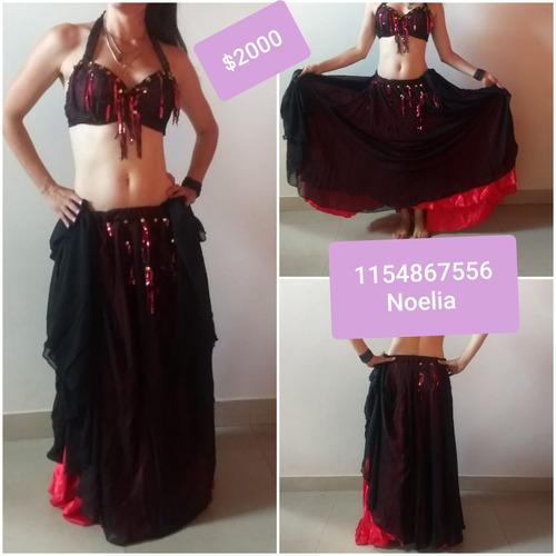 trajes de baile arabe