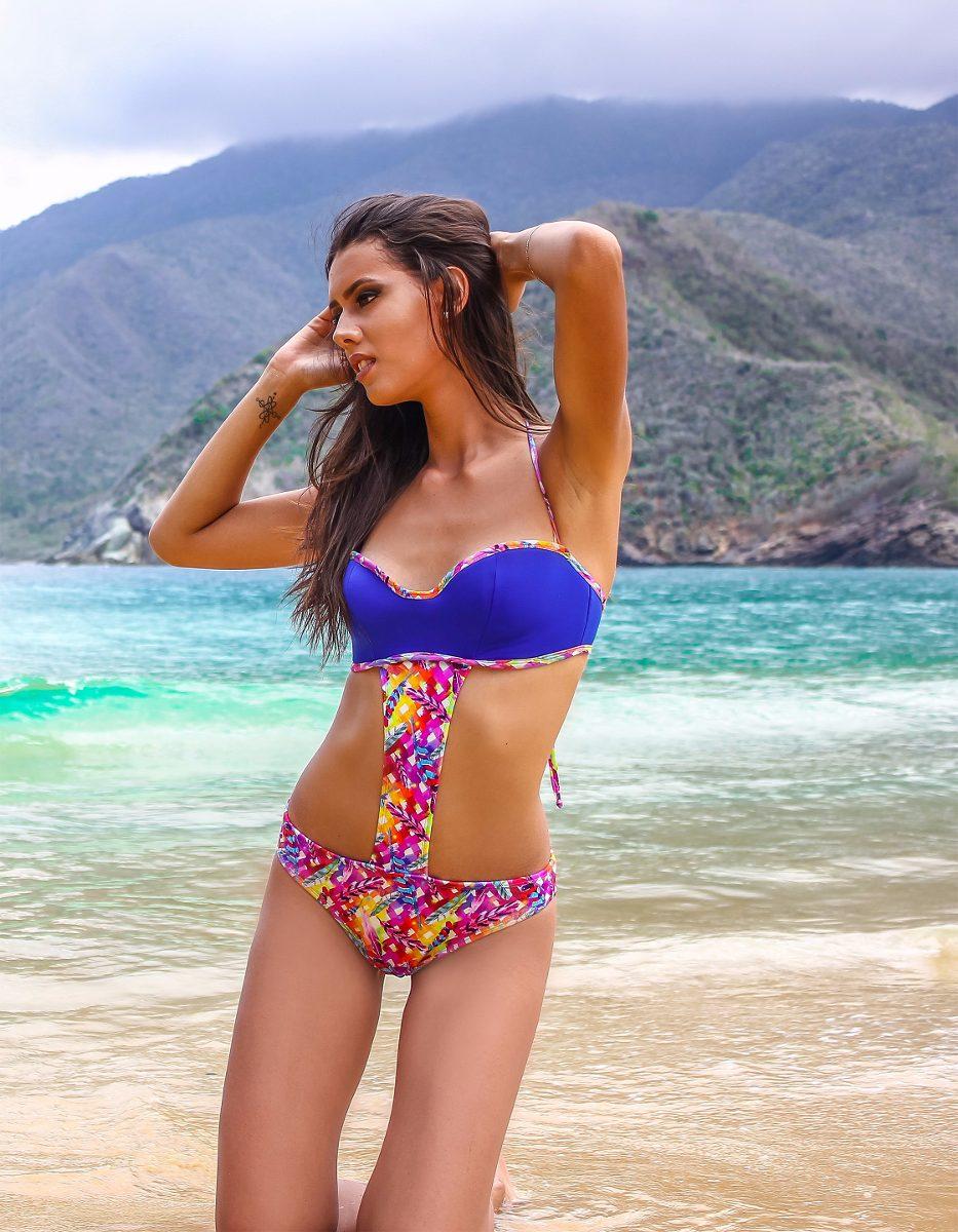 Trajes de bano bikini trikini bs en mercado libre - Trajes de bano ...