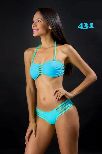 trajes de baño bikinis  elisa de mar