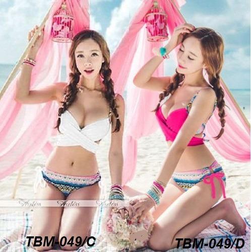 trajes de baño, bikinis, monoquinis triquinis, $ 445. mujer