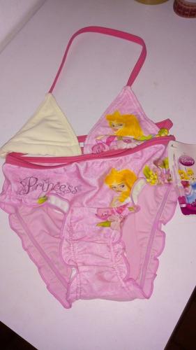 trajes de baño niñas hello kitty princesa