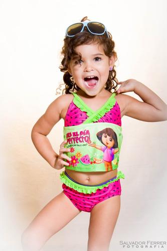 trajes de baño para niñas y jóvenes