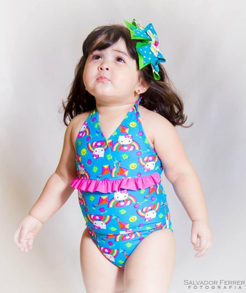 141cb2654647 Trajes De Baño Para Niñas Y Jóvenes