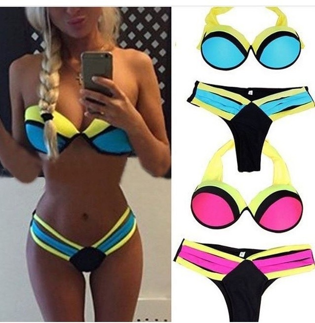 Bikinis Remate Trajes Exclusivos Importados Dama Baños De Qrdhts