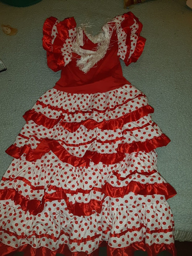 trajes de flamenca niñas.