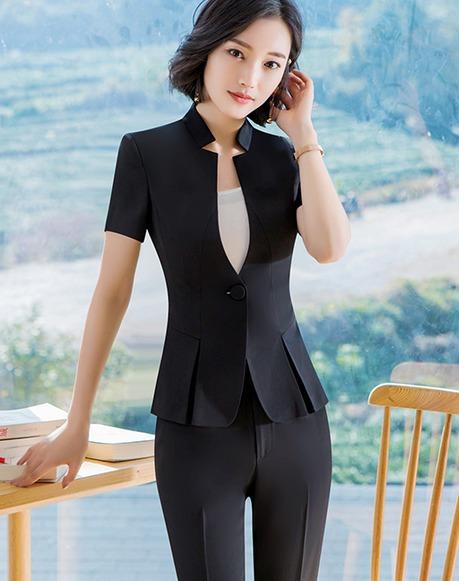 1b47e3a31cf Trajes De Mujer Saco Blazer + Pantalón Slim Fit Formal Sexy - U S ...