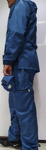 trajes de proteccion antifluidos