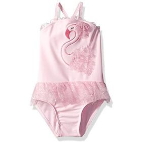 8d5e8d3380490 Bañador De Una Pieza Sol Swim Baby Girls Solo Swiminfantswan