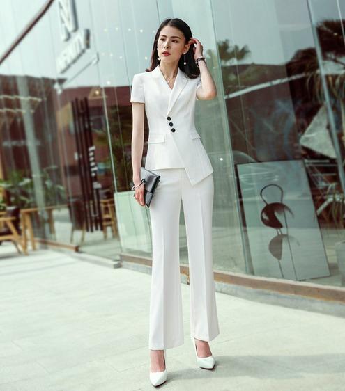 82b5e398445e0 Trajes Para Mujer Blazer + Pantalón Campana Elegante Sexy - U S ...