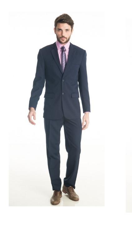 Trajes Slim Fit Hombre Entallado -   1.189 1b09a390bfc