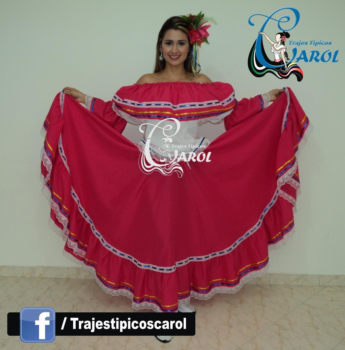 1f5c15bad2 trajes típicos para dama coloridos talla s-m-l ¡¡promoción!! ...