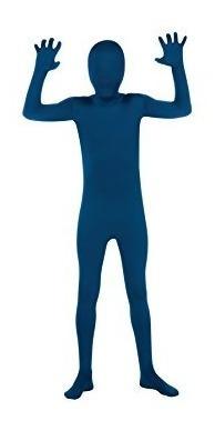trajes,disfraz para niño azul segundo juego de la piel d..