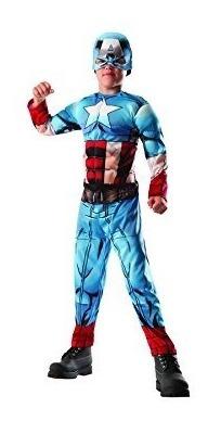 trajes,marvel avengers 2-en-1 músculo del pecho hulk  ca..