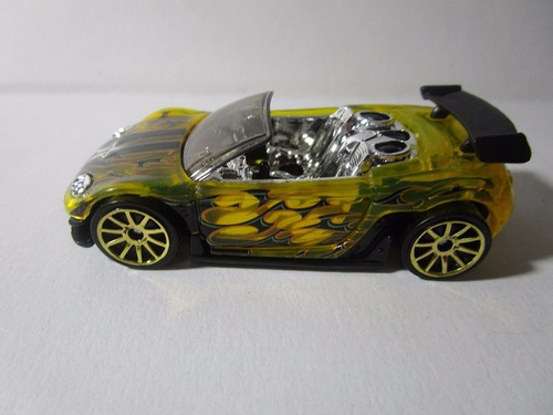 trak tune escala 1/64 coleccion hot wheels  v17