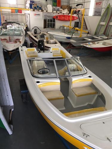 traker 520 pampa marin completo con mercury 40hp 60hp 2t 4t