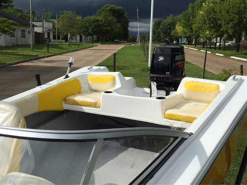 traker 520 pampa marin mercury 40hp 60hp 2t 4t motonautica