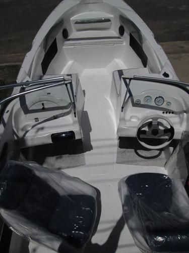 traker albatros 640 open sport c/mercury 115 4t linea nueva