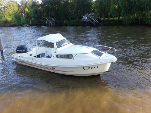 traker cabinado marea 670 benavidez 4t mercury 115hp permuto