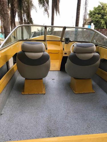 traker cargo 620 con mercury 115 4t, solo 100 hs, poco uso