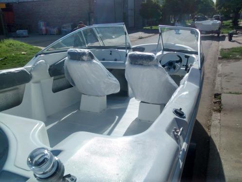 traker deportivo albatros 640 open sport  c/mercury 75 2t