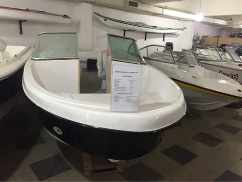 traker lancha pacu 550 líquido casco nuevo solo 0 km