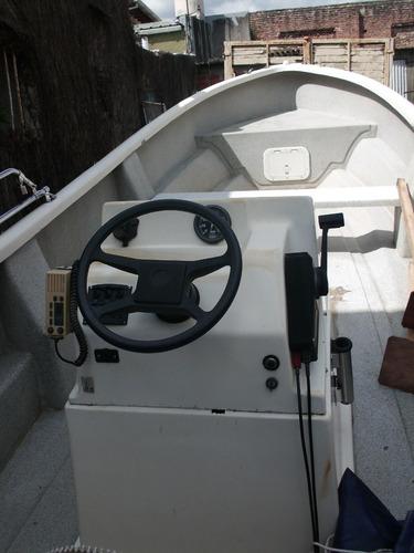 traker tracker 2011-muy poco uso-excelente precio - nautica