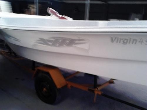 traker virgin 4.90 c/volcada