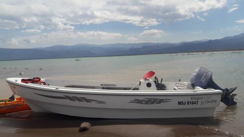traker virgin marine 5,20 motor yamaha 40