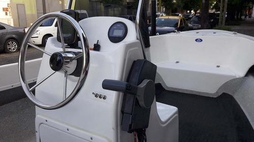 traker virgin marine 520 yamaha 60 full 105 hs equipada
