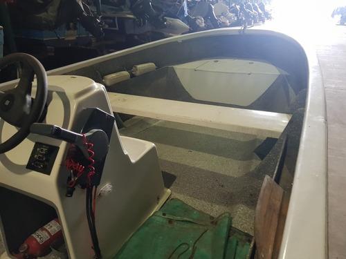 traker yamaha 40hp  traico 530 gran delta matrizado completo