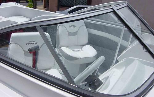 trakker 520 open full con yamaha 40hp power trim - renosto