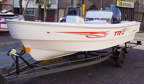 trakker 520 pescador con yamaha 50hp 4 t efi full - renosto