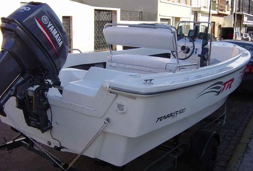 trakker 520 pescador con yamaha 70hp 2 tiempos full renosto