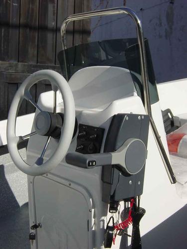 trakker 520 pescador top con yamaha 60hp 4 t efi - renosto
