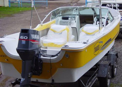 trakker 625 open full con yamaha 115hp 4 tiempos - renosto
