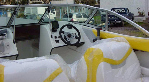 trakker 625 open full con yamaha 50hp 4 tiempos - renosto