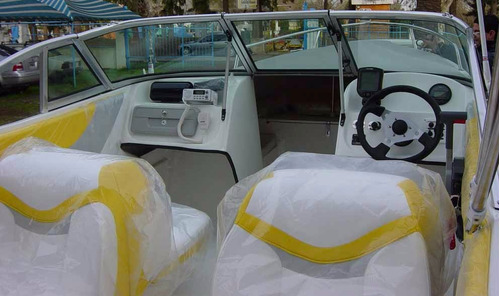 trakker 625 open full con yamaha 60hp 4 tiempos - renosto